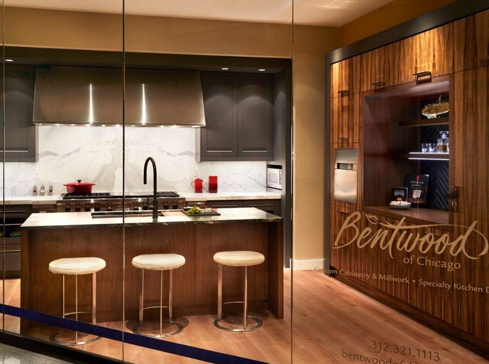 Upgraded Bentwood of Chicago Merchandise Mart Showroom