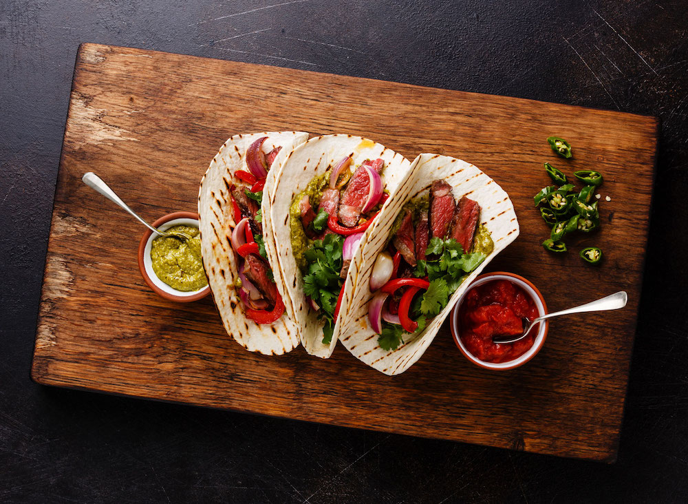 Delicious Steak Taco Cinco de mayo Recipes | Bentwood Luxury Kitchens