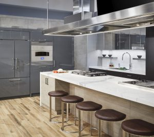 Custom Hoods & Professional Kitchen Ventilation Options - Bentwood Luxury Kitchens