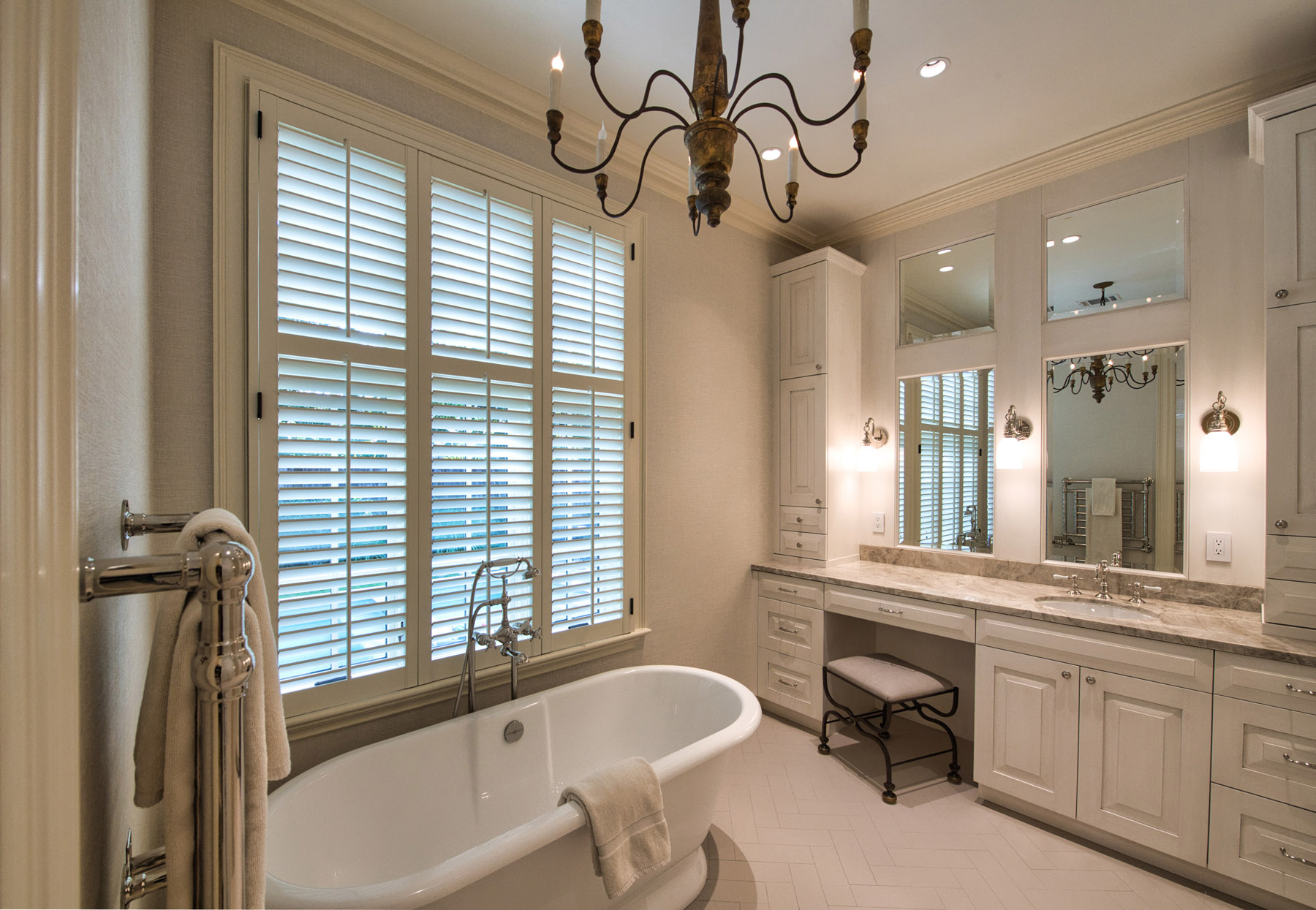 Master Bath Tranquility