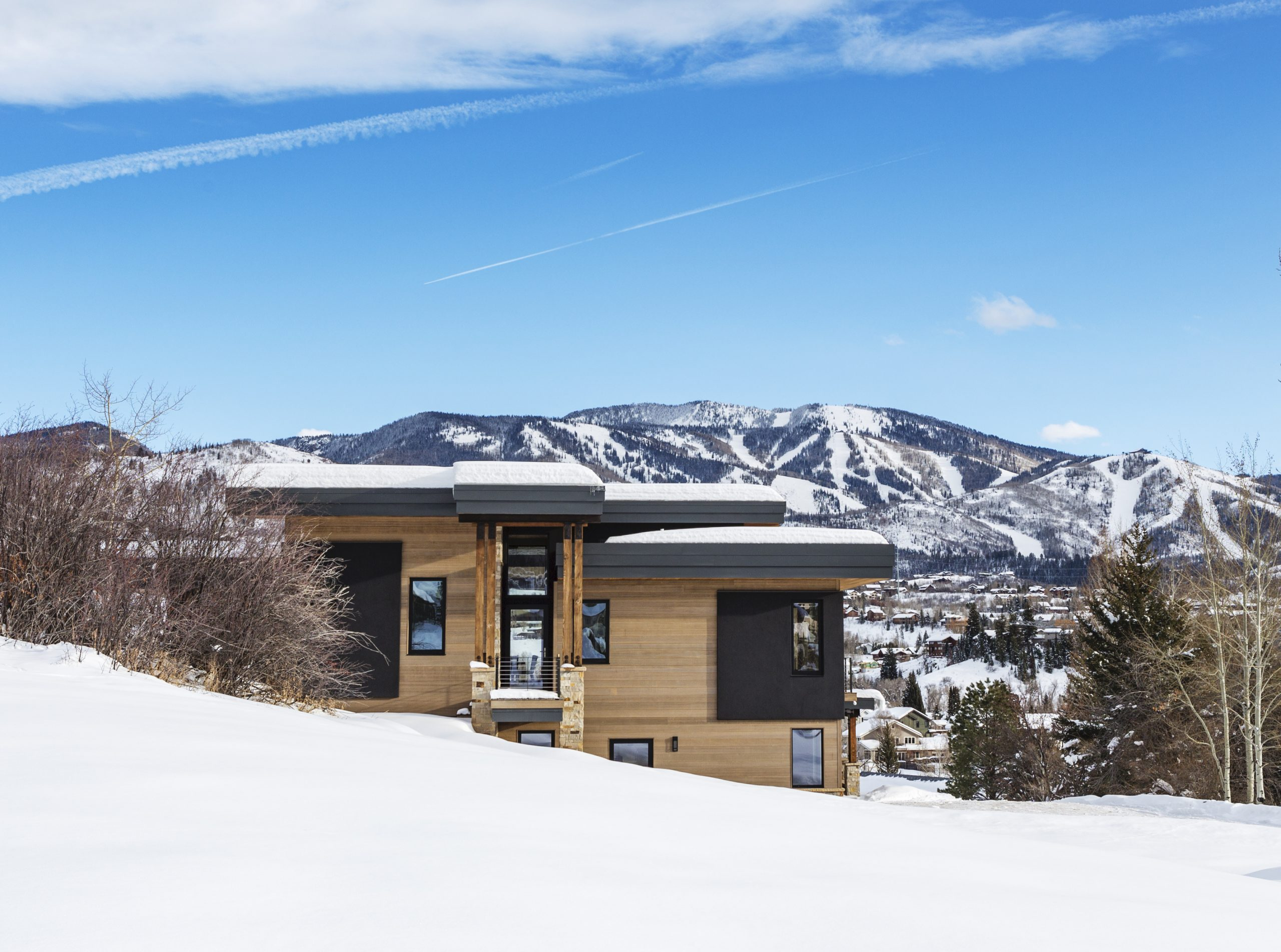 mountain contemporary