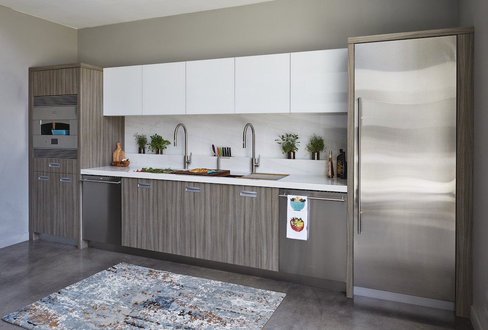 keeping your kitchen clean